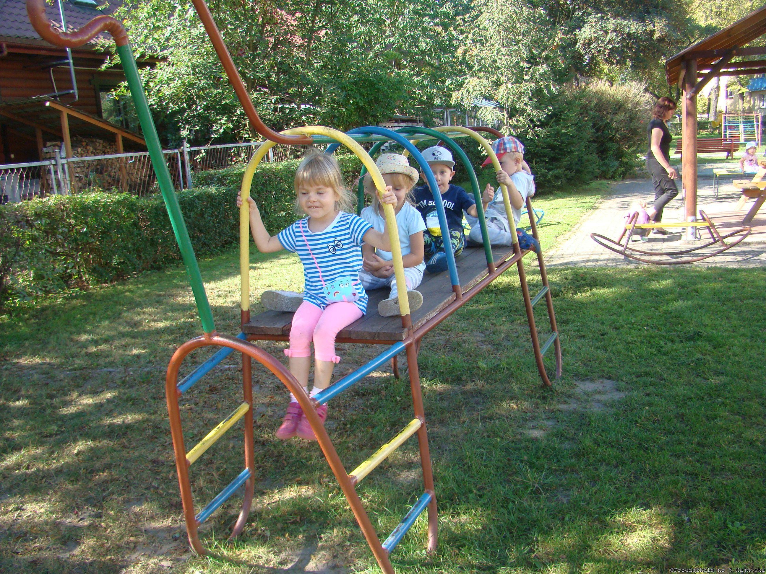Adaptacja dzieci trzyletnich
