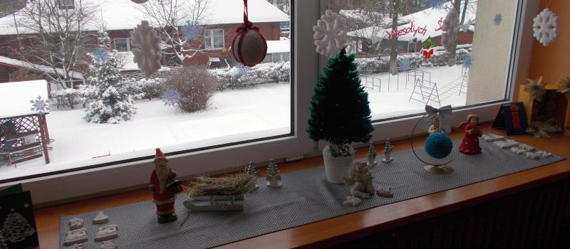 W oczekiwaniu na święta Bożego Narodzenia