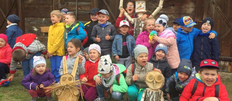 Borysówka – wieś drewniana