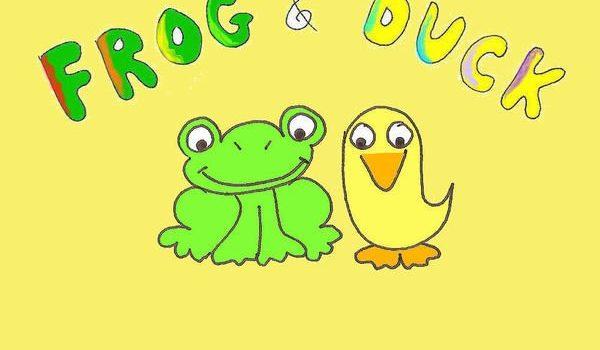 Duck and Frog- pozdrawiają