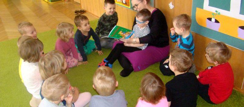 Czytający Rodzice w grupie II