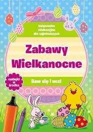 Wielkanocne zabawy dla całej rodziny