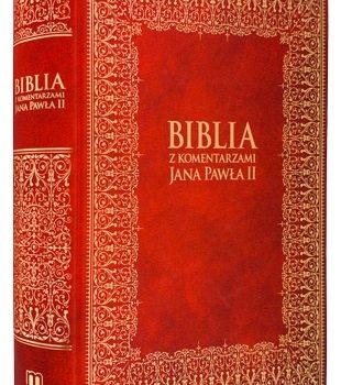 Pismo Święte- wyjątkową księgą
