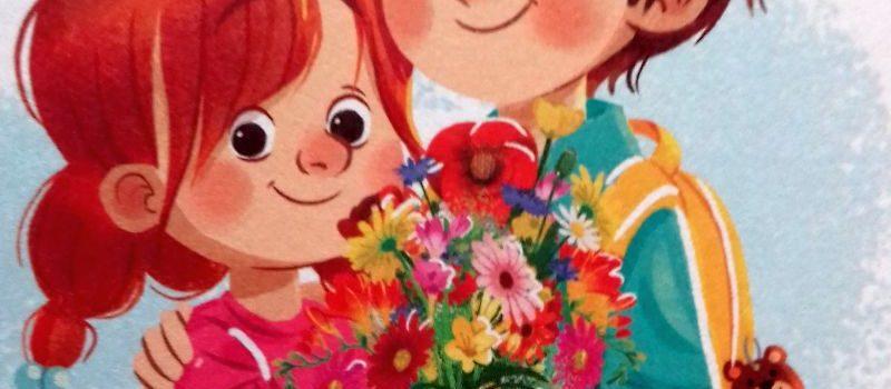 Kwiaty dla mojej mamy