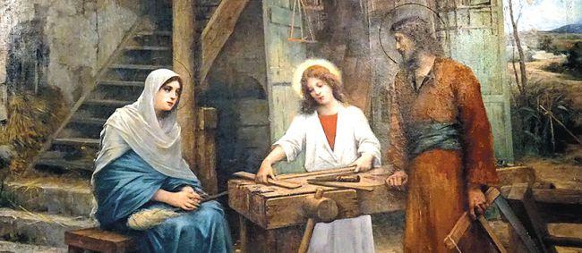 Praca Jezusa