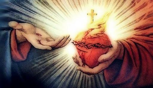 Dobre serce Jezusa otwarte dla nas