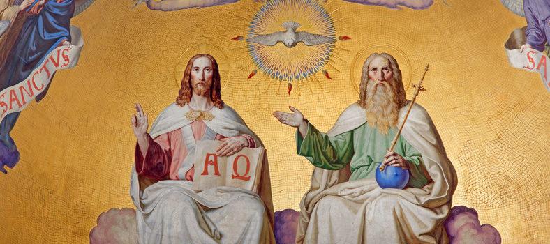 Trójca Święta- w imię Ojca i Syna i Ducha Świętego