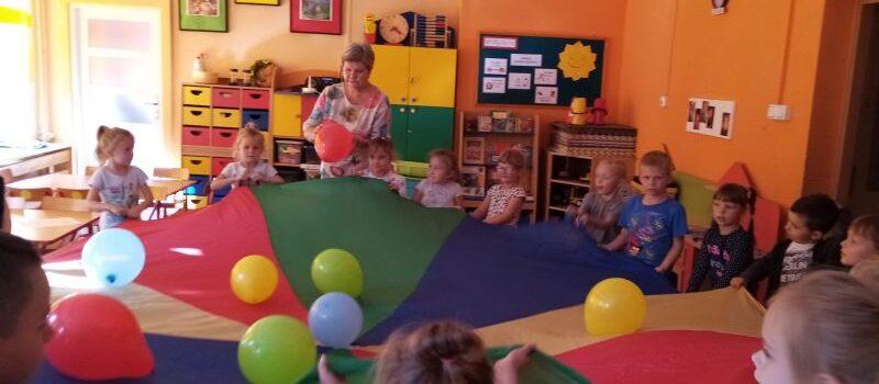 Dzień Przedszkolaka w grupie VIII