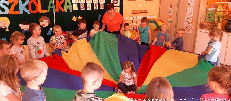 Dzień Przedszkolaka w grupie VII