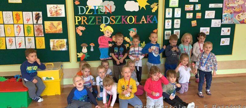 Dzień Przedszkolaka w grupie VI