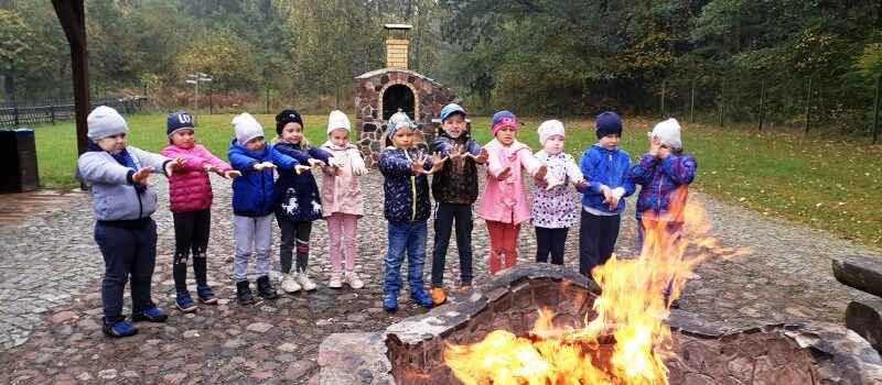 Święto Pieczonego Ziemniaka w grupie IX