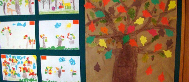 Projekt- Drzewo