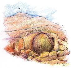 Trwam przy grobie Jezusa
