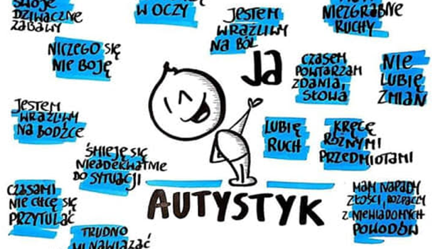 Kwiecień miesiącem autyzmu